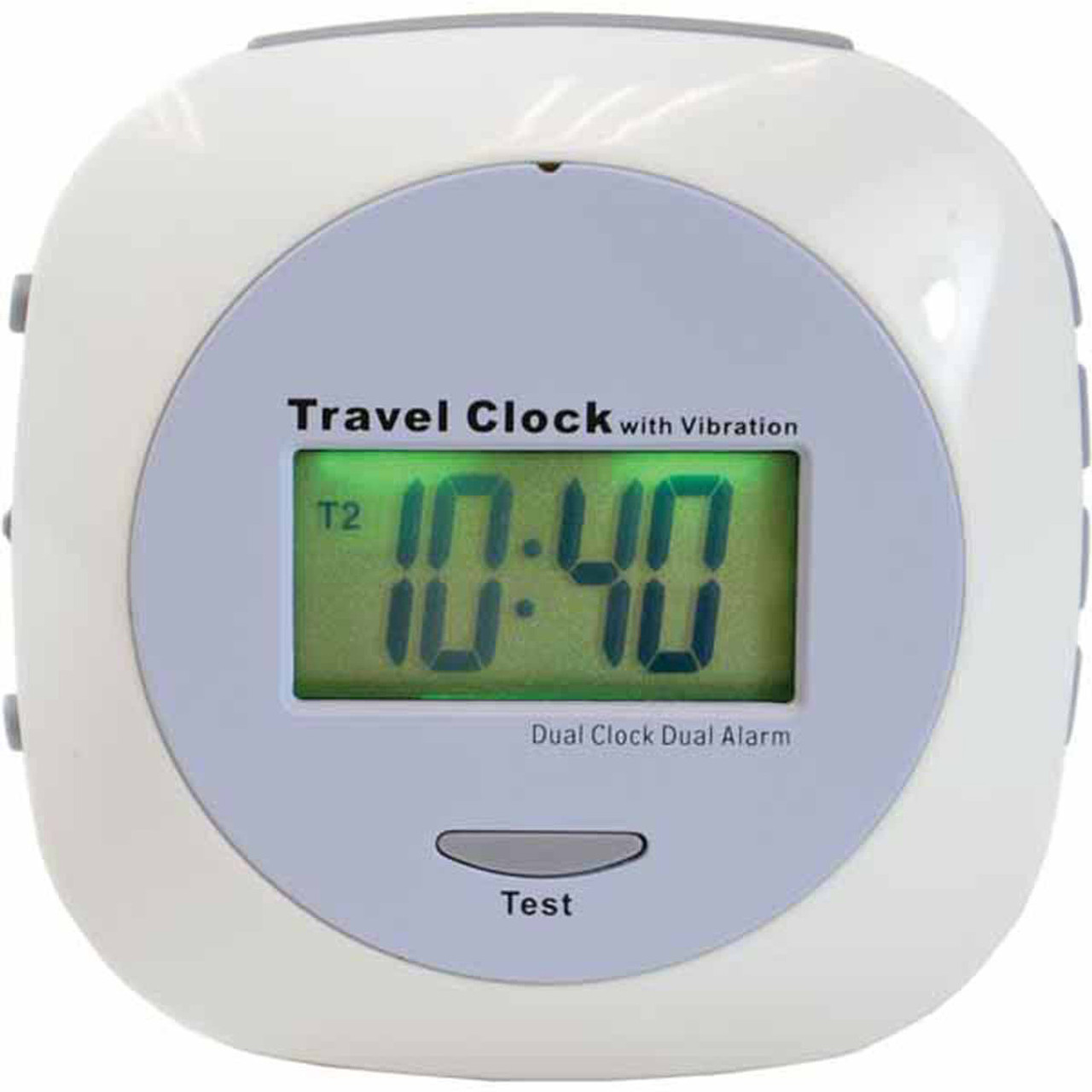 Vibrating Dual Alarm Clock