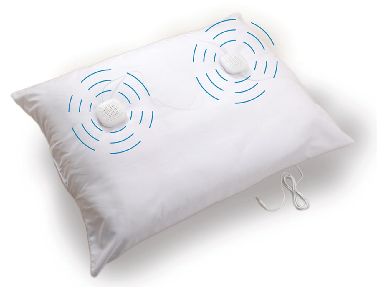 Sound Oasis Sleep Therapy Pillow Tinnitus Sound Machine