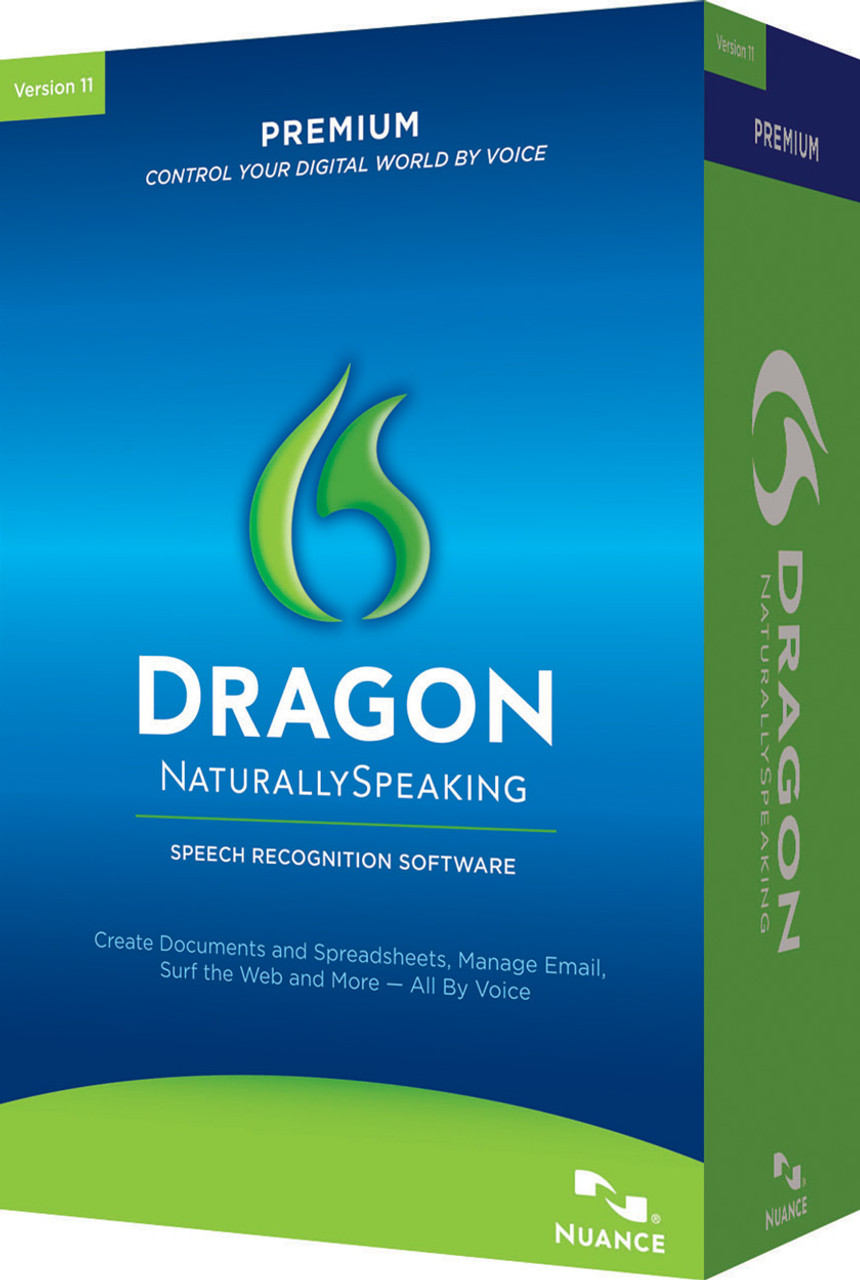 Dragon NaturallySpeaking Premium Spanish Version (Non-Returnable)