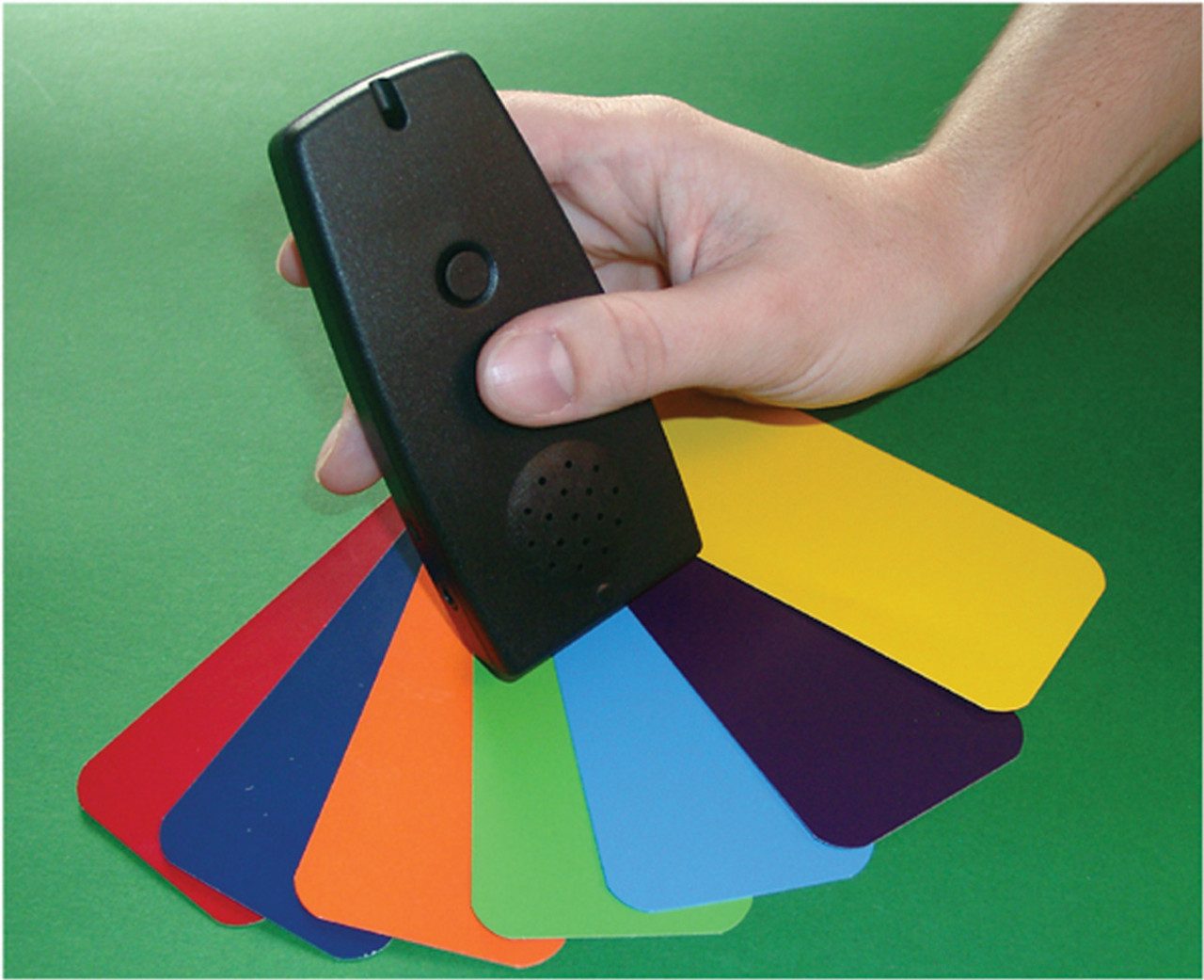Colorino - Talking Color Identifier and Light Probe