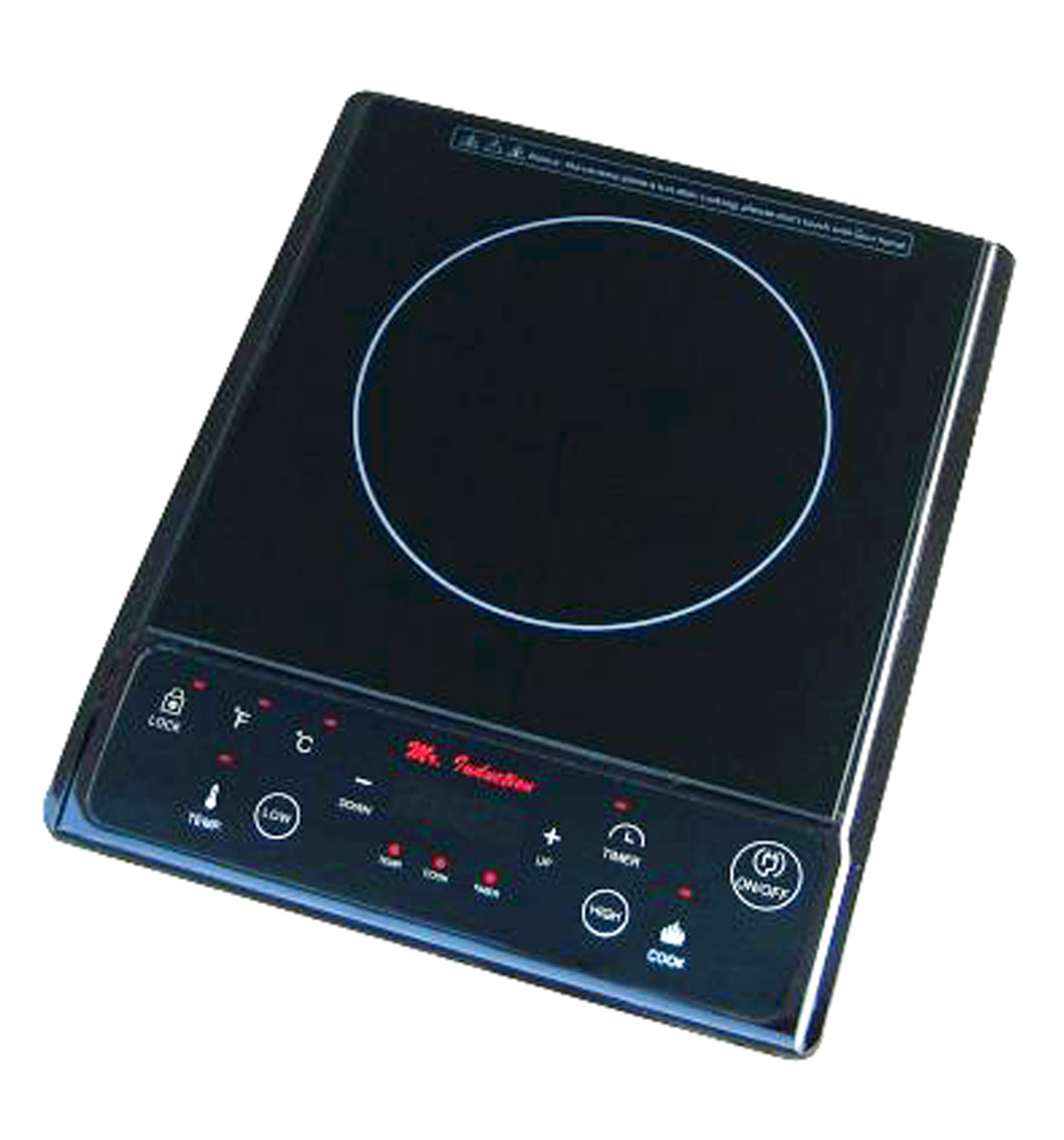 Induction Cooktop (flameless)