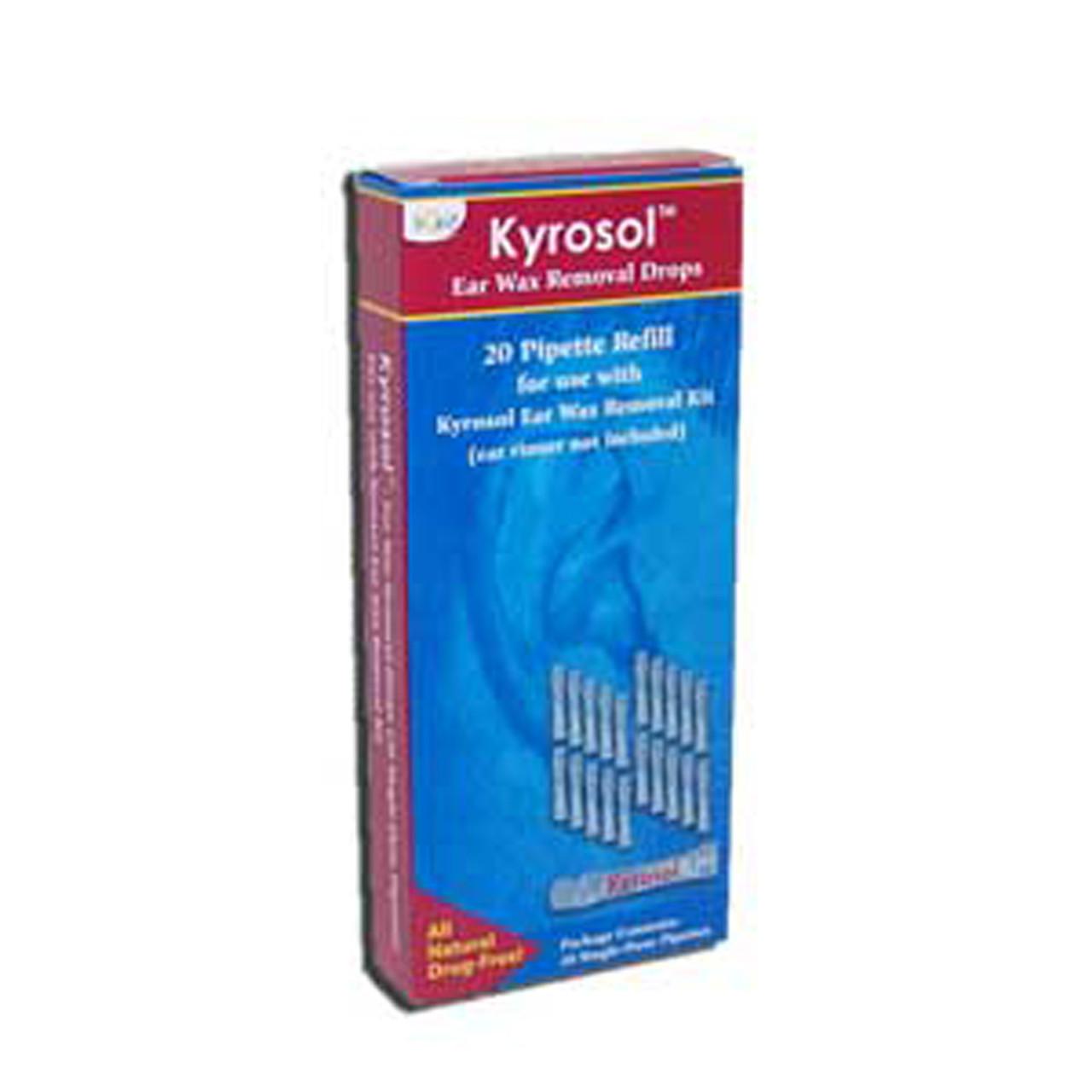 Kyrosol - Ear Wax Removal Drops