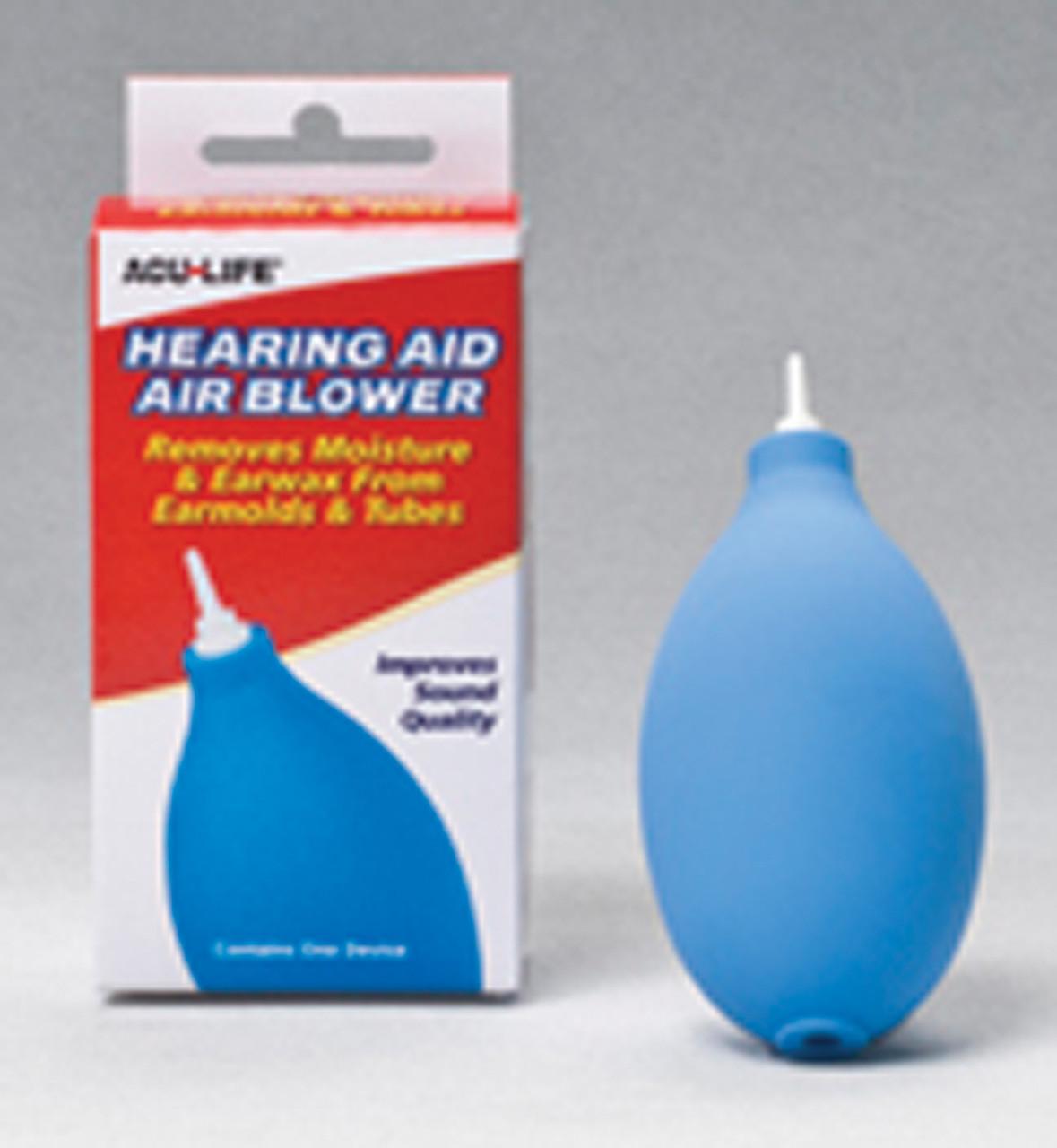 Hearing Aid Air Blower
