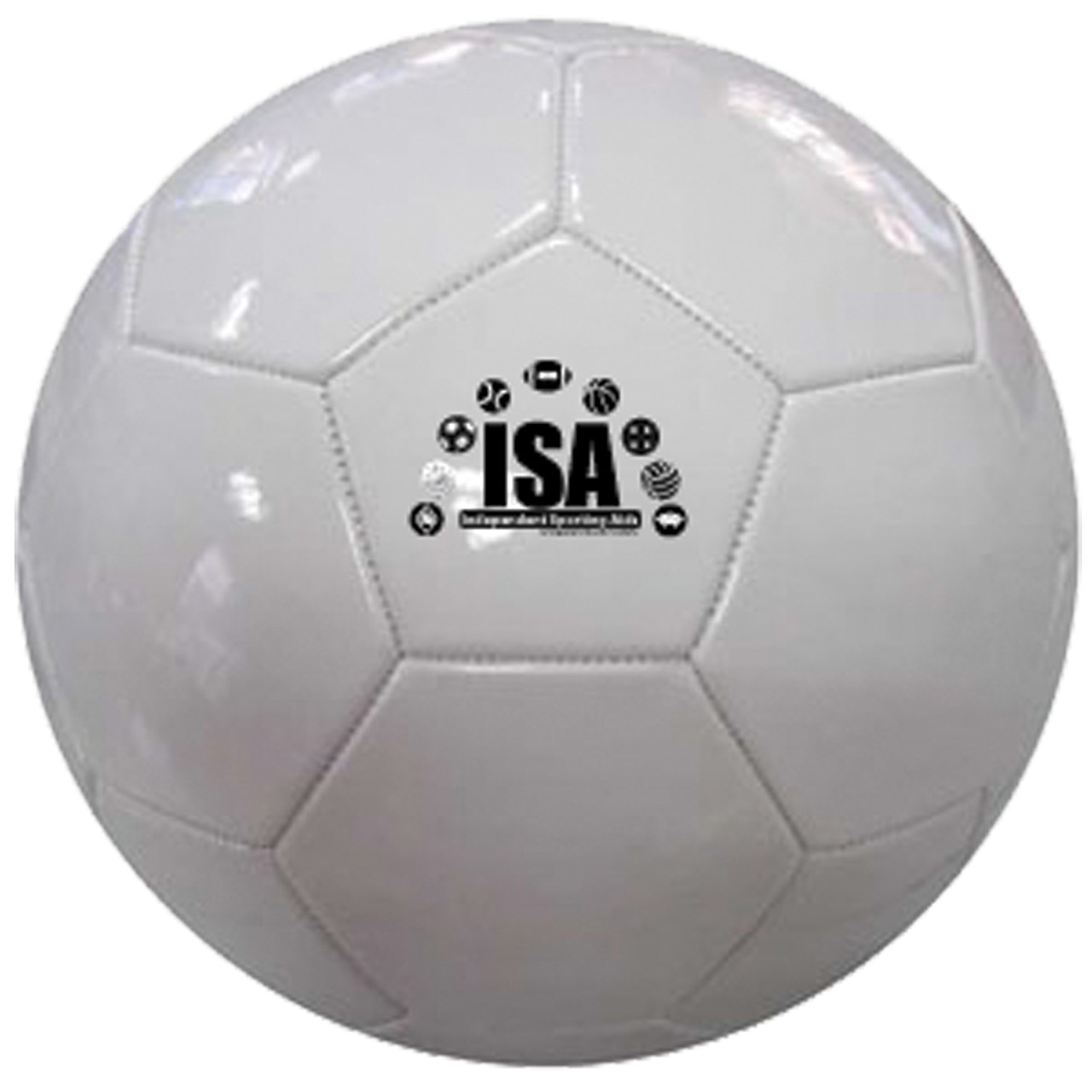 ISA Regulation Soccer Ball with Bells