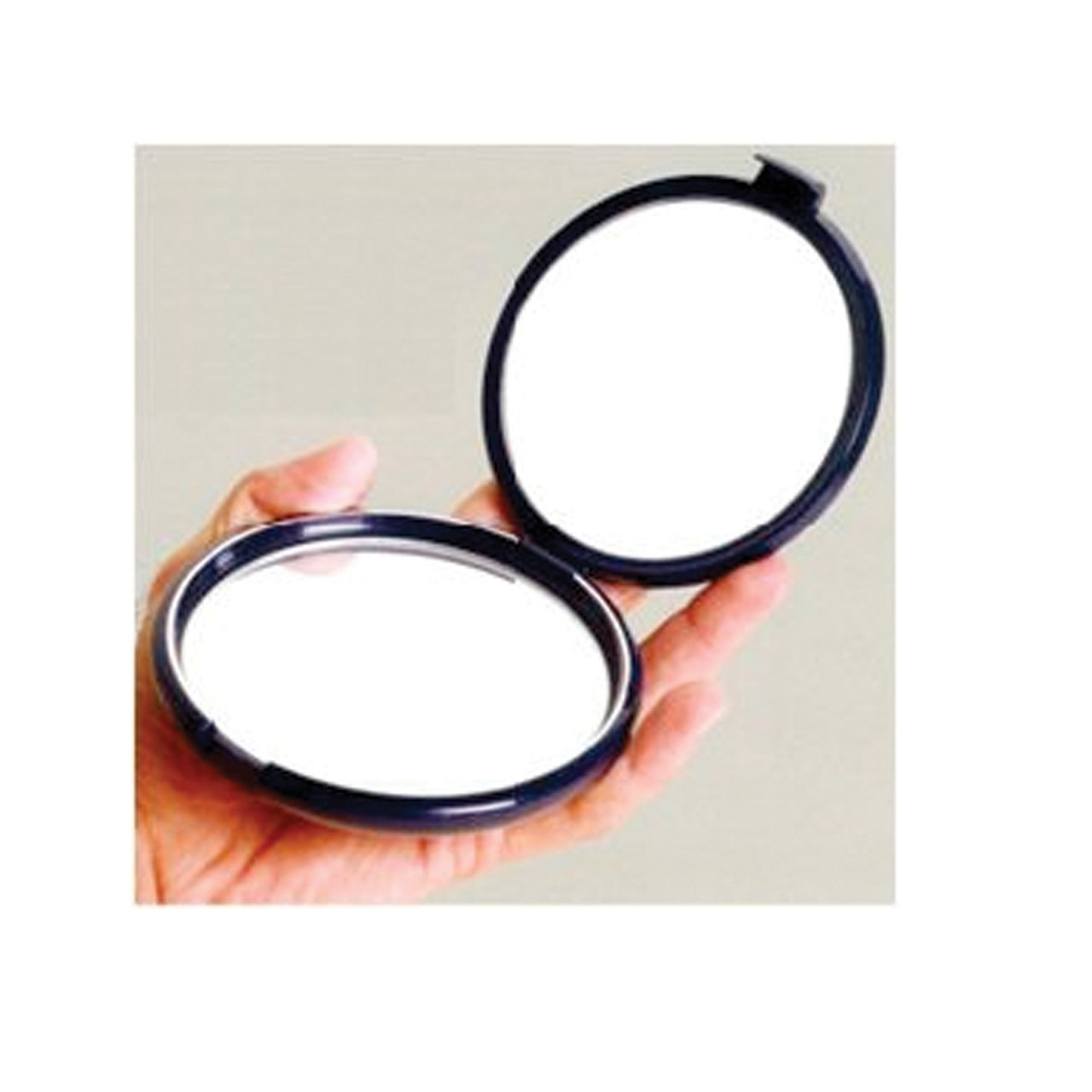 10X/1X Compact Magnifying Mirror