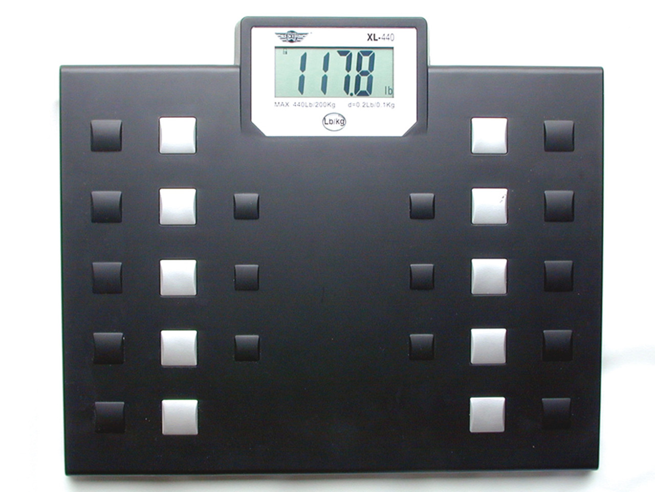 Superior Clear Voice Talking Scale - 550lbs