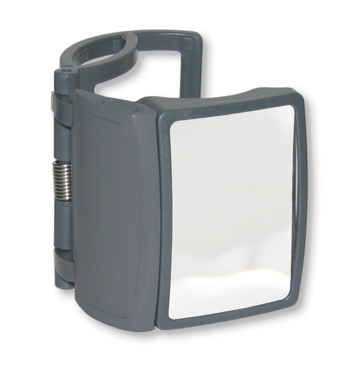 3X Clip-On Medical Bottle Mag w/ LED
