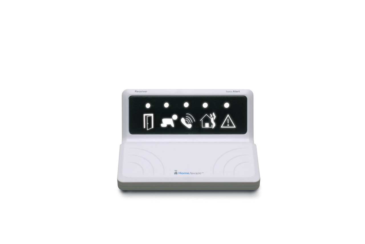 Basic Receiver - HomeAware Alerting System
