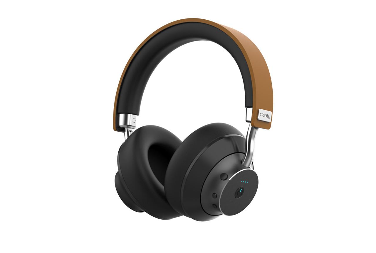 TV and Audio Listener Amplifying Headphones