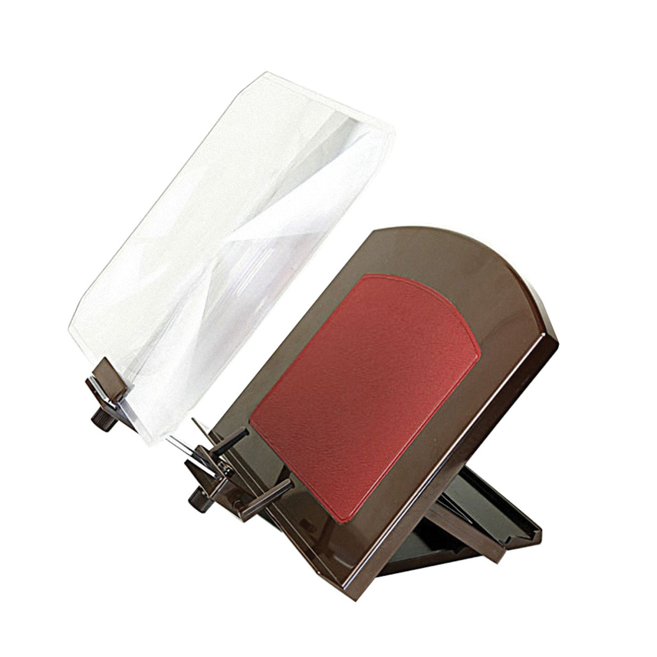 2X Balmoral BookStand w/ Full Page Magnifier