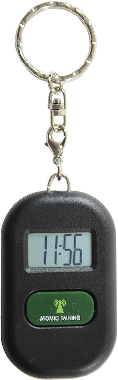Talking Atomic Keychain Clock