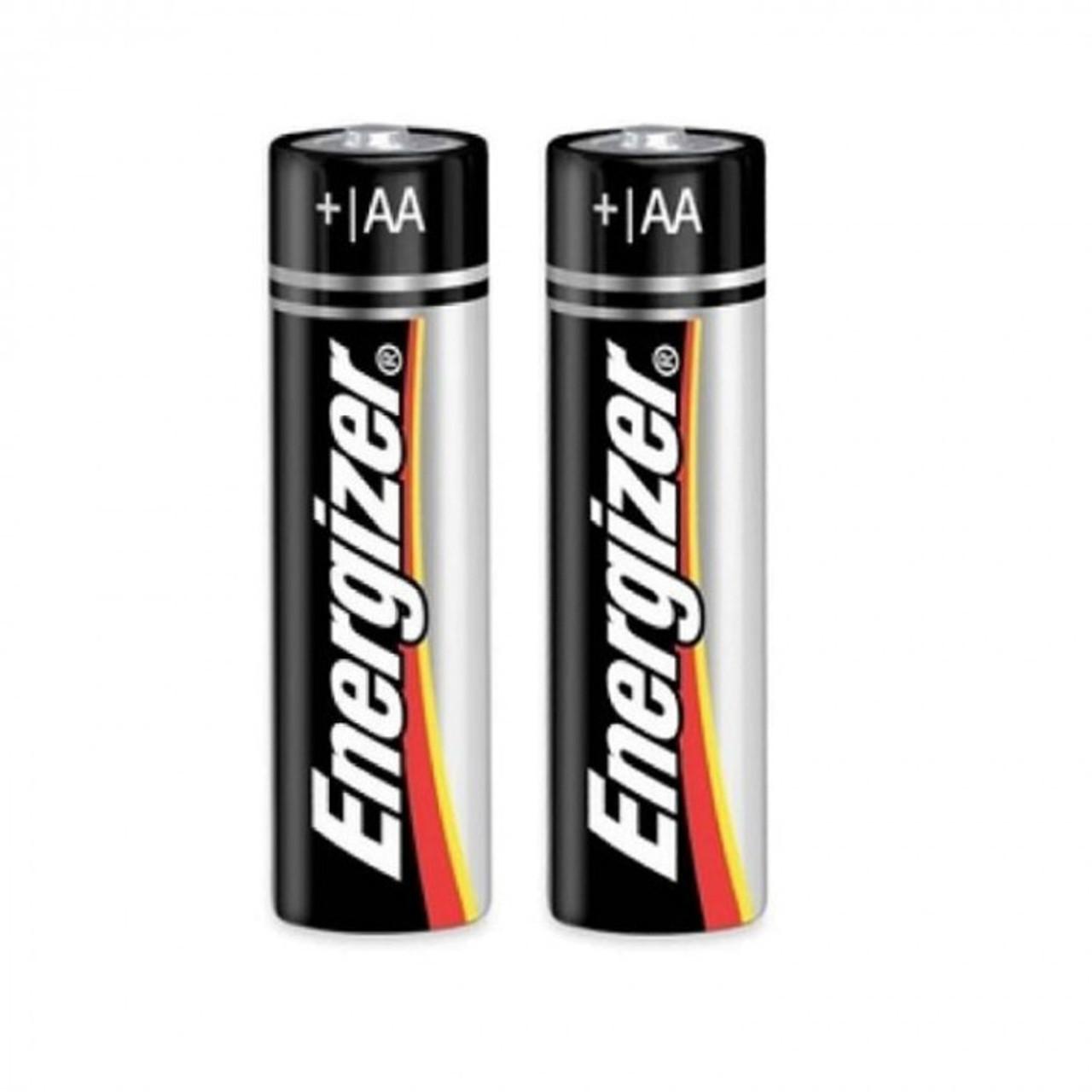 AA Alkaline Battery - 2 Pack