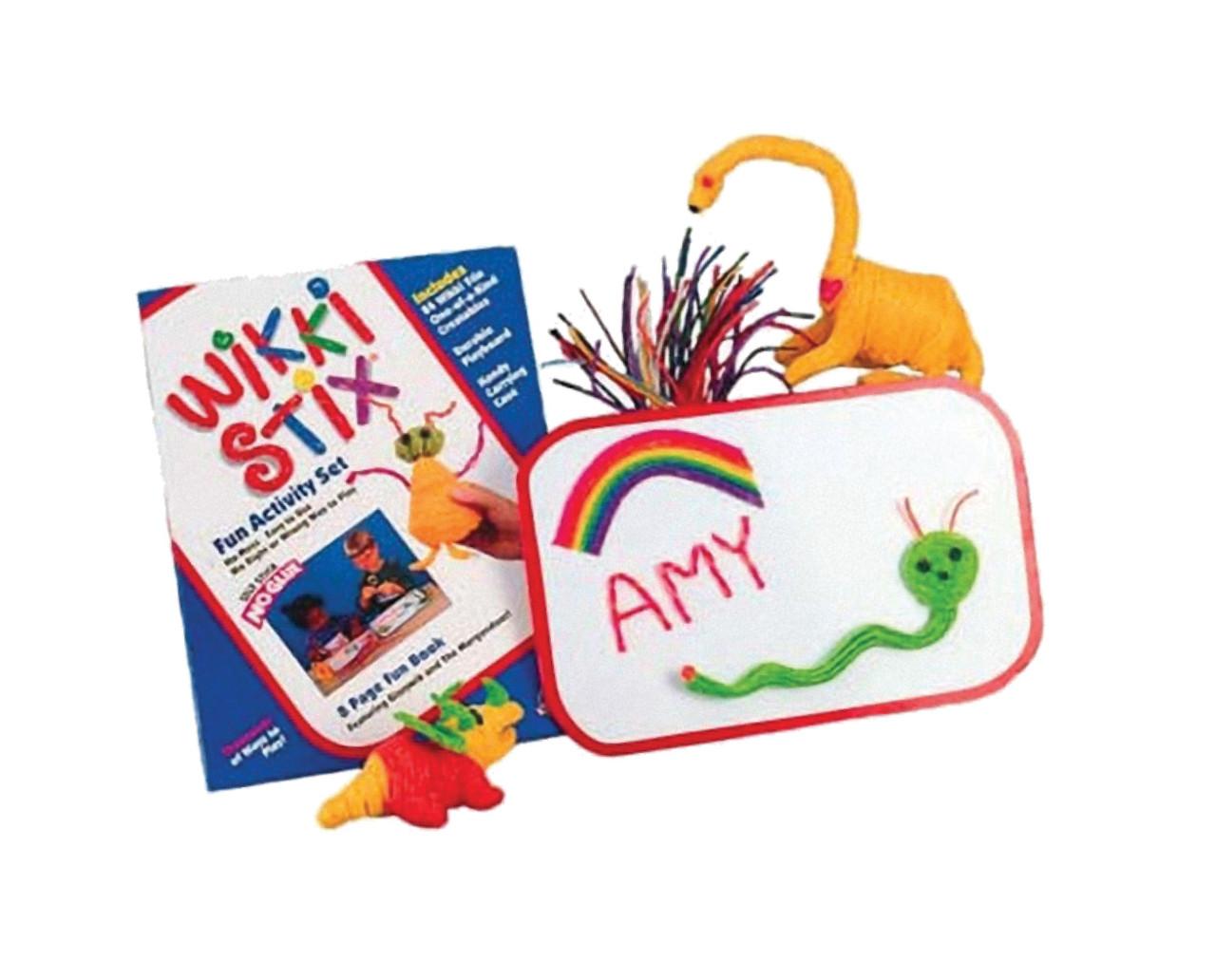 Wikki Stix Fun Activity Set