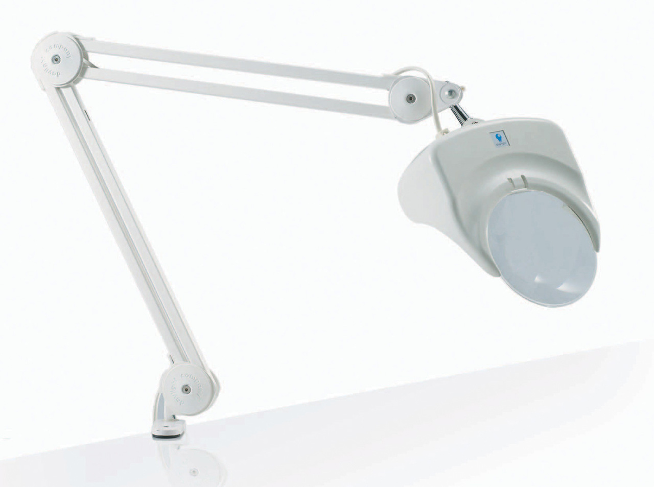 1.75X Magnifying Lamp Clamp-On by Daylight