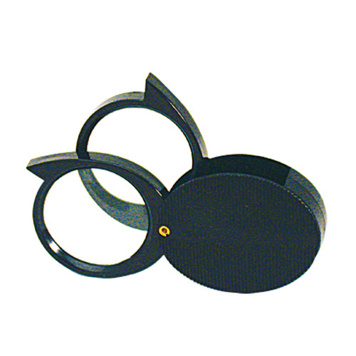 5x-10x Double Lens Pocket Magnifier