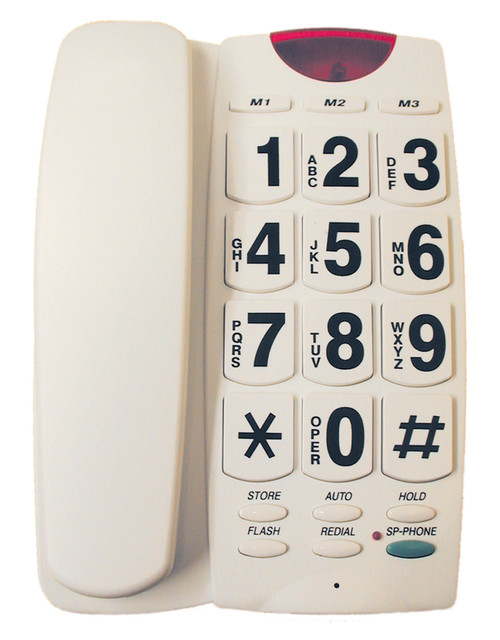 Giant Button Affordable Speaker Phone
