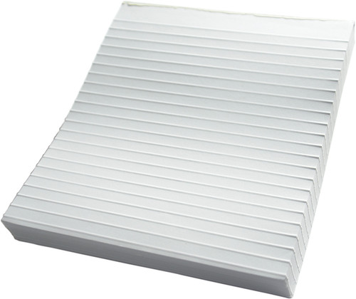 Heavy Raised Line Writing Paper