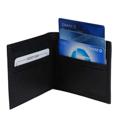 Man's Soft Leather Wallet