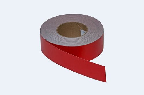 """Red Reflective Tape For Ambutech Cane 50 yds. x 2"""""""