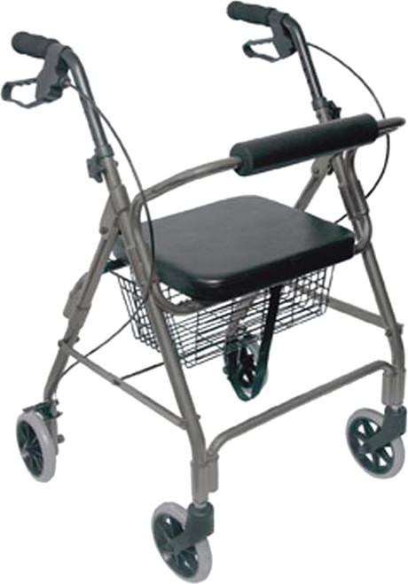 Lightweight Aluminum Rollator