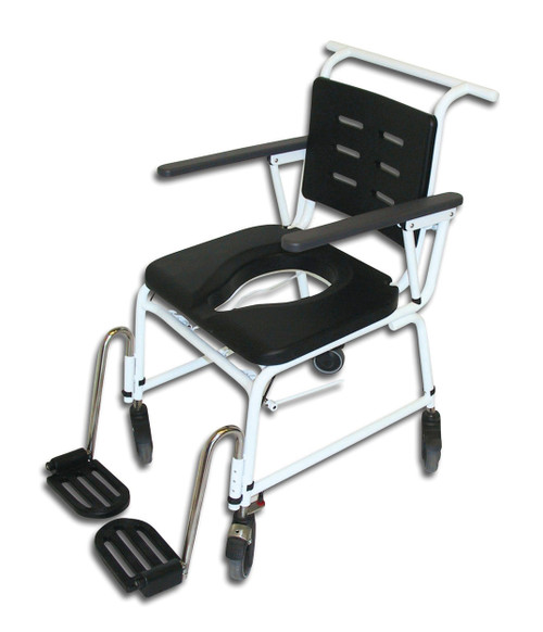 Shower/Commode Wheelchair