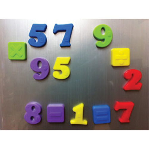 Braille Magnetic Numbers, 26 pieces