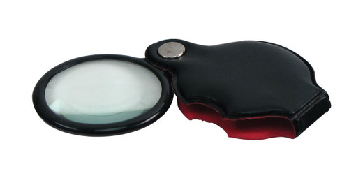 3X Folding Pocket Magnifier