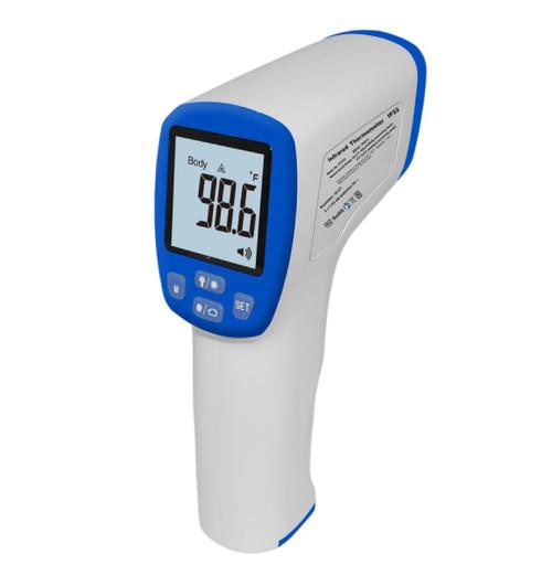talking IR thermometer