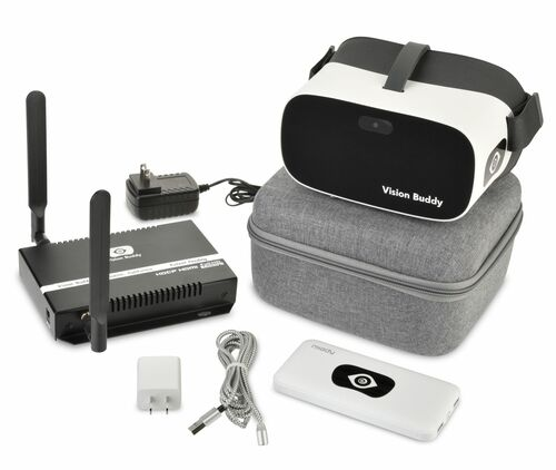 Vision Buddy Television Viewing System