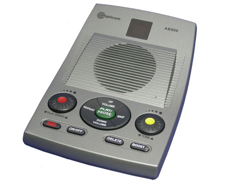Amplified Answering Machine