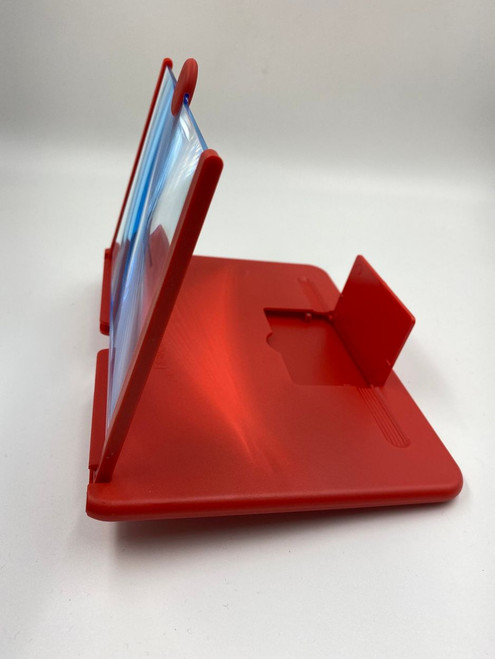 Cell Phone Holder and Screen Enlarger