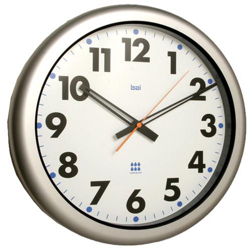 """Indoor/Outdoor 16"""" Clock"""