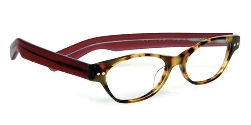 Linear Stylish Reading Glasses, Boca