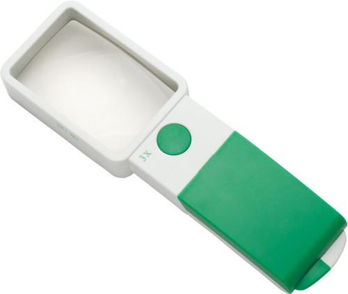 ThumBright Pocket Magnifier 3X LED Pocket Magnifier