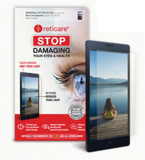 Reticare Universal Smartphone Eye Protector