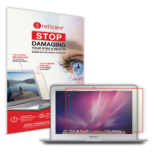 "Reticare 13.3"" Laptop Eye Protector Apple MacBook Pro & Air"