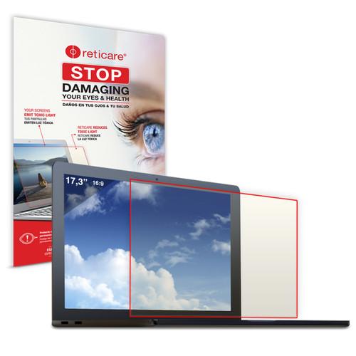 "Reticare 17.3"" Universal Laptop Eye Protector"