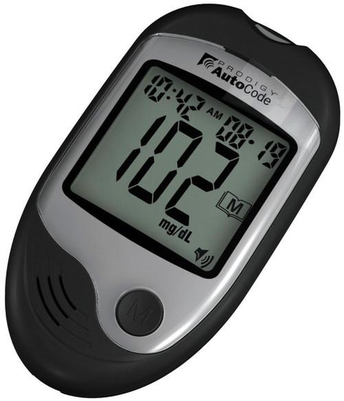 Prodigy Autocode Talking Glucose Monitoring Kit
