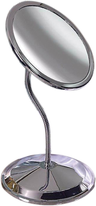 10X/5X Double Vision Mirror with Suction Cups