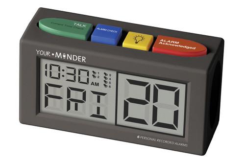 Your Minder Personal Recording Alarm Clock