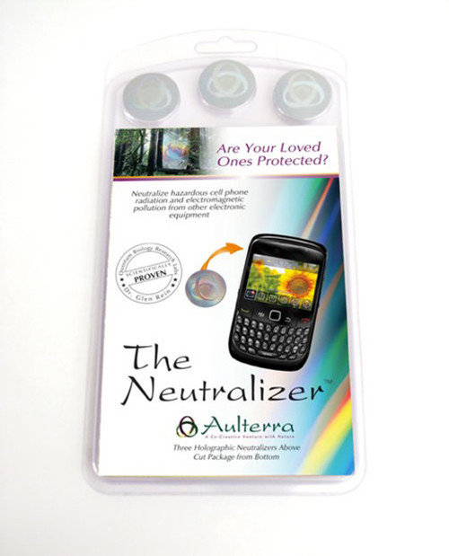 Neutralizer - Cell Phone Radiation Protector