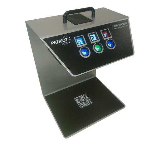 Patriot Voice Plus Scanner and Reader