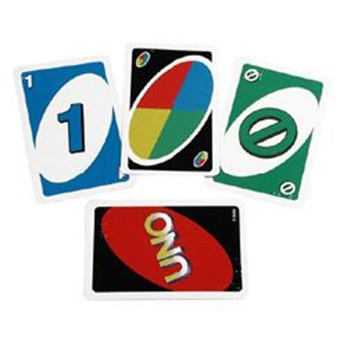 Braille Uno Cards