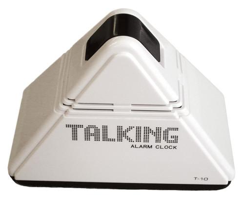 Pyramid Talking Clock
