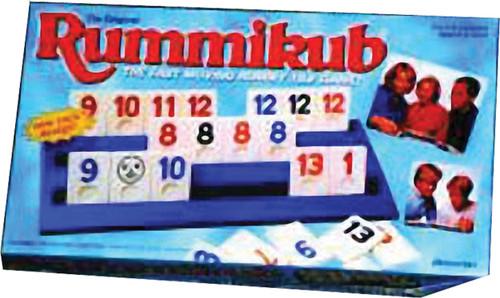 Rummikub the Original with Braille