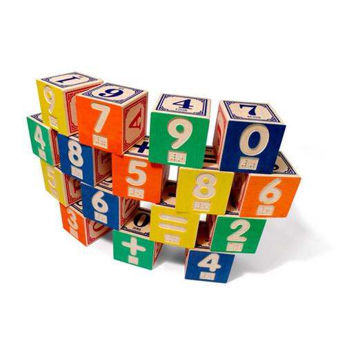 Braille Math Blocks