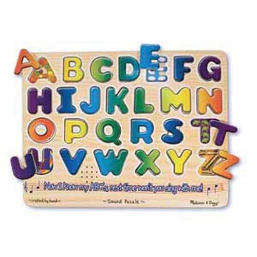 Talking Alphabet Sound Puzzle