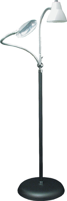Big Eye 2X Two - Arm High Intensity Floor Lamp