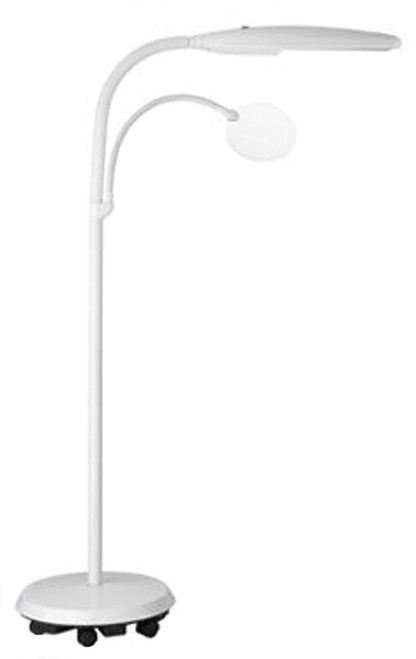 1.75X  Floor Lamp w/ 18W Daylight Light