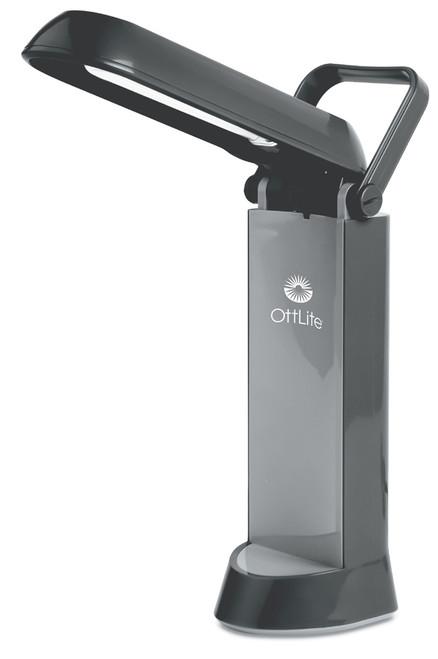 13 Watt True Color OttLite Desk Lamp On a Swivel Base